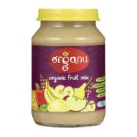 Jar - Organic Fruit Mix - May 2016