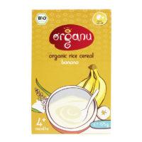 Cereal - Organic Rice Banana - May 2016