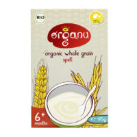 Cereal - Organic Wholegrain Spelt - May 2016